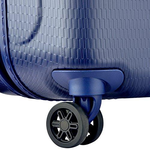 DELSEY PARIS HELIUM AIR 2 Valise, 64 cm, 65 litres, Bleu Canard