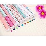 Bolígrafo de tinta de gel Cute dibujos animados coreano Pin Tipo Wholesale kawaii papelería, 10...