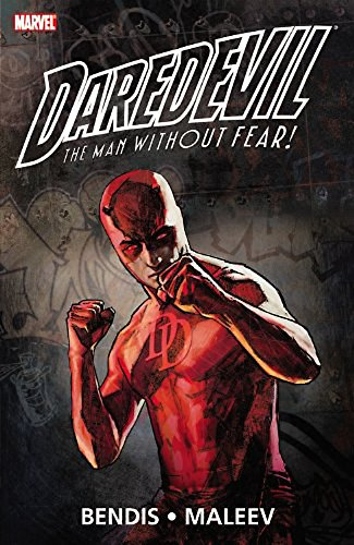 Daredevil: Daredevil By Brian Michael Bendis & Alex Maleev Ultimate Collection Vol. 2 Ultimate Collection Volume 2 (Daredevil (Paperback))