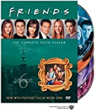 Friends: Complete First Six Seasons [DVD] [1995] [Region 1] [US Import] [NTSC]
