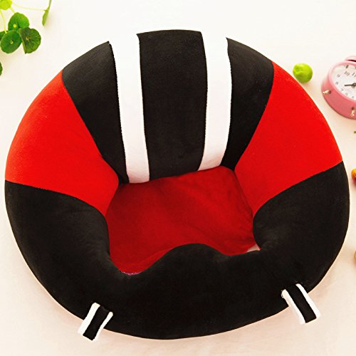 Colorful Cute Baby Support Seat Learn sit Soft Chair Cushion Sofa Plush Pillow Toys