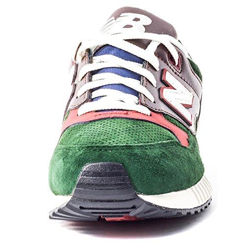 Fiume M530rwa Di Boschi Sport Per Rosso Scarpe Di In Tennis 90s Da Gli 530 New Uomini Verde Balance Esecuzione Marrone 7BSwqTTWC0