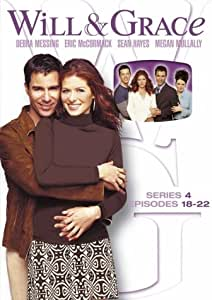 Will and Grace: Series 4 (Episodes 18-22) [DVD] [2001]