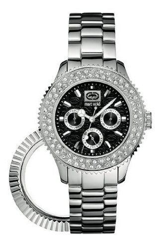 Marc Ecko Orologio The Masterpiece silver