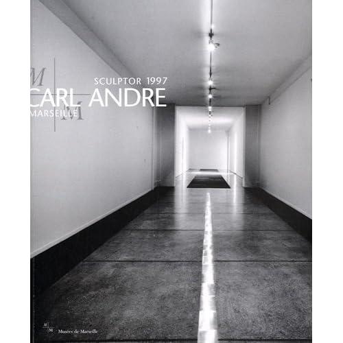 Carl André, sculpteur 1997