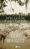 Licht im August - William Faulkner