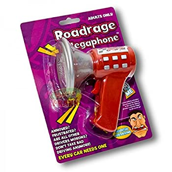 Road Rage Megaphone Adults...