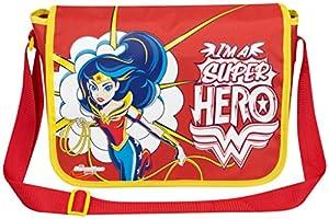 DC Super Hero SHG-833A - Bolso Bandolera