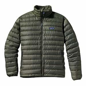 Patagonia Mens Down Sweater - XL, Green (Alpha Green)