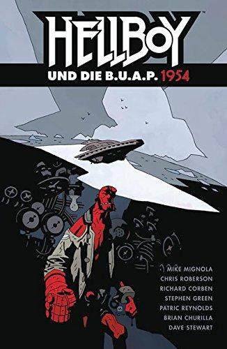 Hellboy 17: Hellboy und die B.U.A.P. 1954