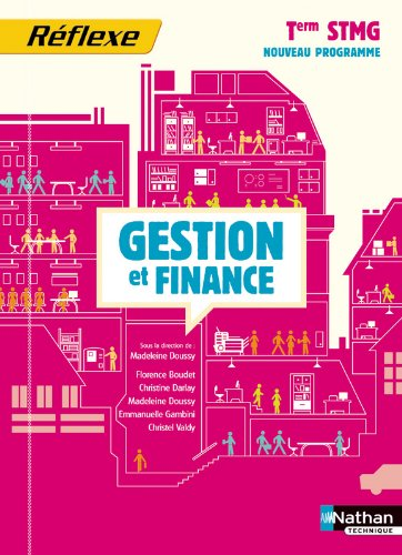 Gestion et Finance - Tle STMG