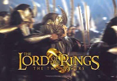 Bogenschützen Ring (empireposter - Lord Of The Rings - Die zwei Türme, Bogenschützen - Größe (cm), ca. 100x70 - Poster, NEU - Beschreibung: - Filmposter Kino Movie XXL-Poster Herr der Ringe Fantasy -)