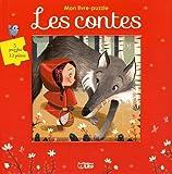 Mon livre puzzle: Les contes - Dès 3 ans