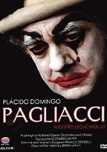 Leoncavallo: Pagliacci [DVD] [2013]