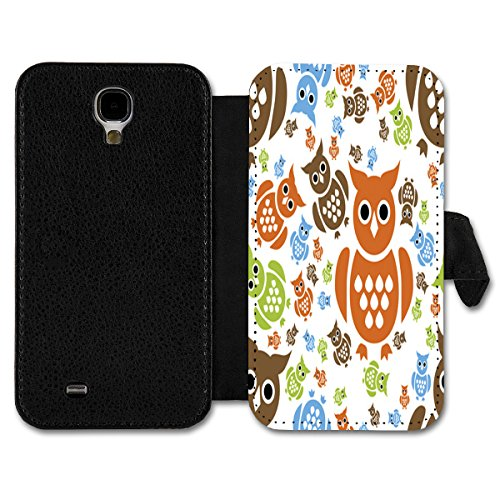 Book Style Flip Handy Tasche Case Schutz Hülle Schale Motiv Etui für Apple iPhone 6 - 4,7 Zoll - A6 Design7 Design 22