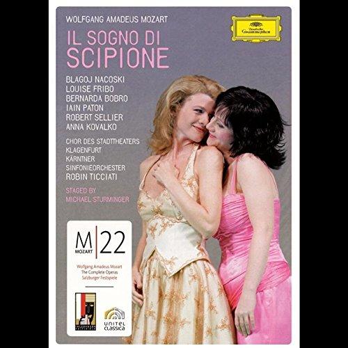 Mozart, Wolfgang Amadeus - Il sogno di scipione