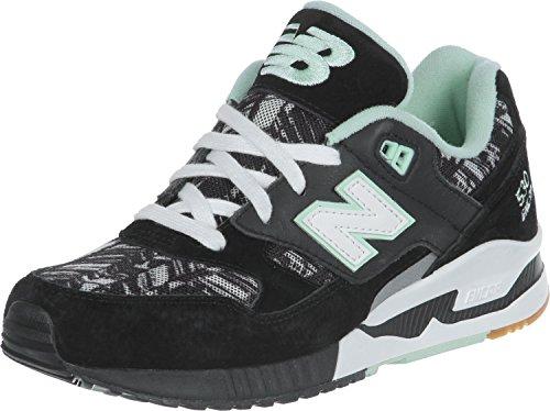 New Balance 530 Femmes Chaussures Noir W530SUA