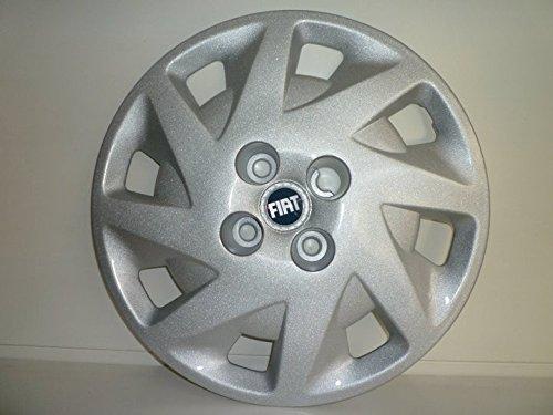 Set-4-Coppe-Ruota-Copricerchio-Borchie-Fiat-Punto-Restyling-II-serie-dal-2003-r-13