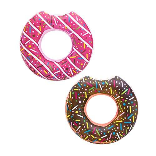 Bestway Schwimmring, Donut, ab 12 Jahren, 107 cm, sorti… | 06942138939064