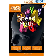Speed Math (Idiot's Guides)