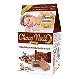 CHOCO NUIT Minis Vollmilchschokolade gute Nacht 12 St Täfelchen