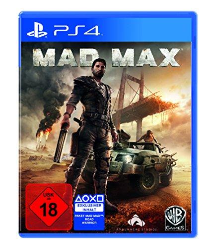 Warner Interactive PS4 MAD MAX