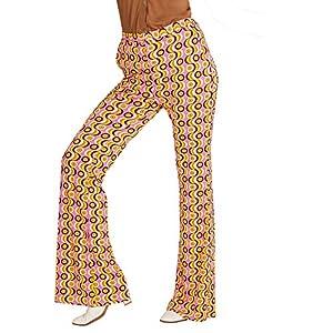 WIDMANN Pantalón Discos de los años setenta
