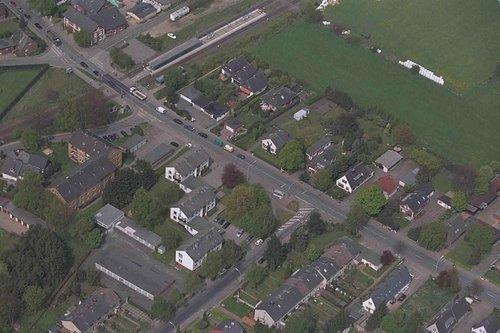 MF Matthias Friedel - Luftbildfotografie Luftbild von Quickborner Straße in Norderstedt (Segeberg), aufgenommen am 04.05.99 um 12:20 Uhr, Bildnummer: 0593-03, Auflösung: 3000x2000px = 6MP - Fotoabzug 50x75cm