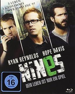 The Nines - Dein Leben ist nur ein Spiel - Lenticular Edition [Blu-ray]