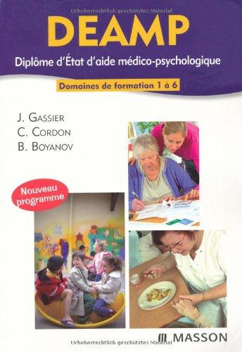 DEAMP : Diplôme d'Etat d'aide médico-psychologique