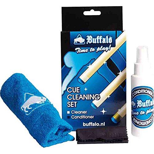 Kit Reinigung Queue Billard Buffalo