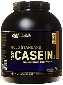 Optimum Nutrition Gold Standard Casein Powder, 1.82 kg, Banana