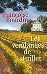 Les vendanges de Juillet par Bourdin