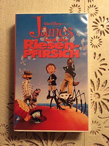 Preisvergleich Produktbild James und der Riesenpfirsich [VHS]