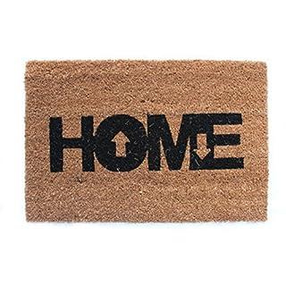 Aitana alcohom Carpet, Coir, multi-coloured, 60x 40x 1.5cm