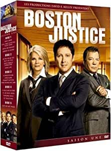 Boston justice, saison 1 - Coffret 5 DVD