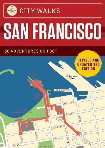City Walks Deck: San Francisco (Revised): Revised and Updated 3rd Edition