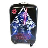 Maleta trolley abs 'Star Wars'azul negro (55 cm).