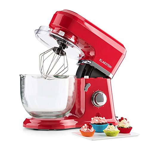 Klarstein Allegra robot da cucina impastatrice con potente motore da...