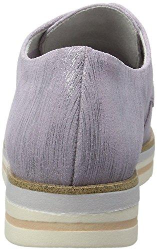 Marco Tozzi Premio Damen 23306 Oxford Violett (Lavender Met. 545)