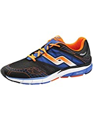 Pro Touch Run-Schuh New York Iii M - anthrazit/orange/bla