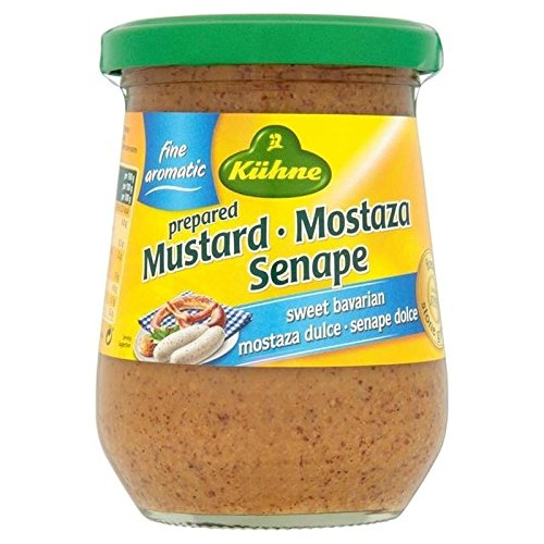 kuhne-bavarian-style-mustard-250ml-pack-of-6