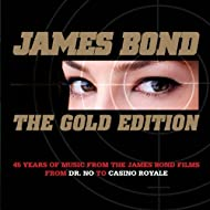 James Bond: The Gold Edition