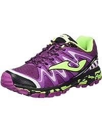 Joma Tk.Trek Lady 619 Morado - Zapatillas de Correr en montaña Mujer ed73eb2318893