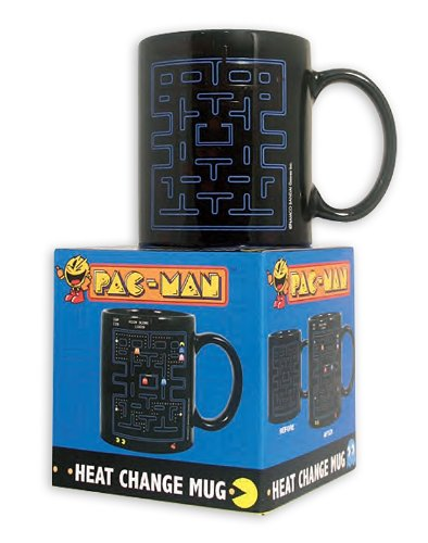 Pac-Man Tazza Da Caffè Con Effetto Termico