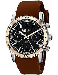 SO&CO Reloj 5018B.3 Marrón