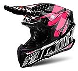 Airoh Helmet Twist Iron, Pink, Größe S