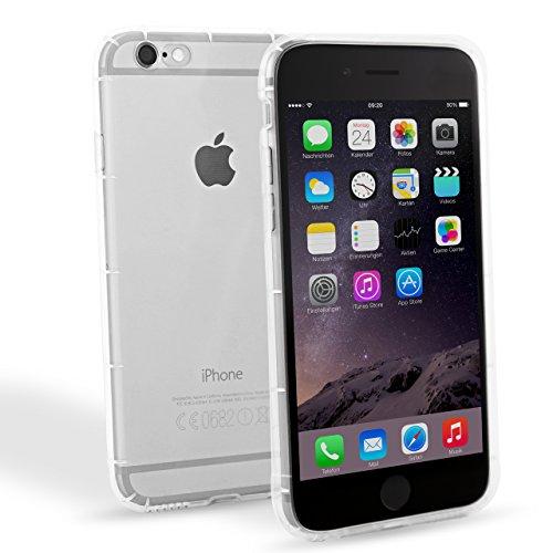 iPhone 5 / 5s / SE / 6 / 6s / 6 Plus / 6s Plus Schutzhülle Durchsichtig Case Cover Bumper Hülle (iPhone 7)