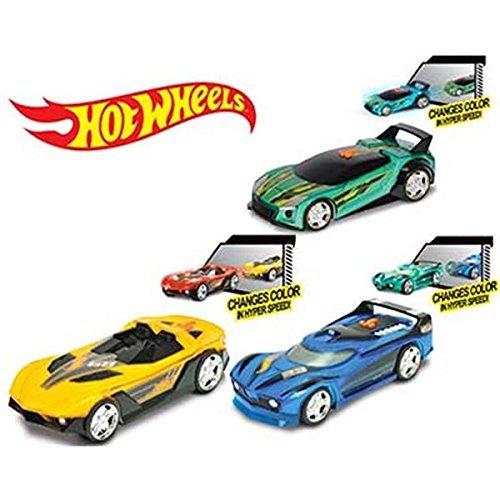 Nomaco Hot Wheels - Hyper Racer Luces y Sonidos (Varios Modelos)