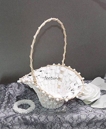 Streukörbchen Minikörbchen 0-2 Jahre Hochzeit Blumenkinder